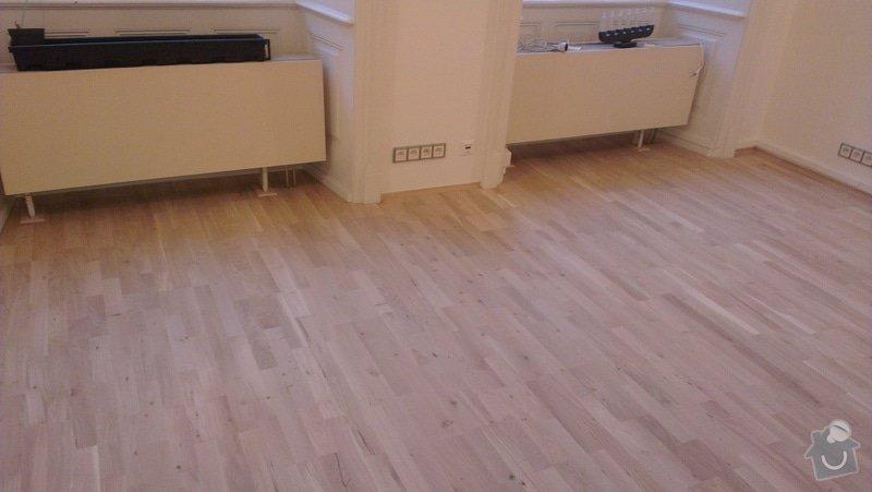 Třívrstvá dřevěná podlaha: 7