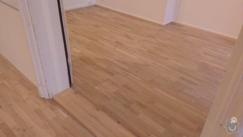 Třívrstvá dřevěná podlaha: 8