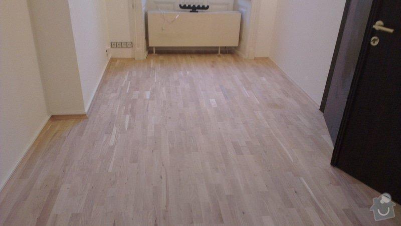 Třívrstvá dřevěná podlaha: 9