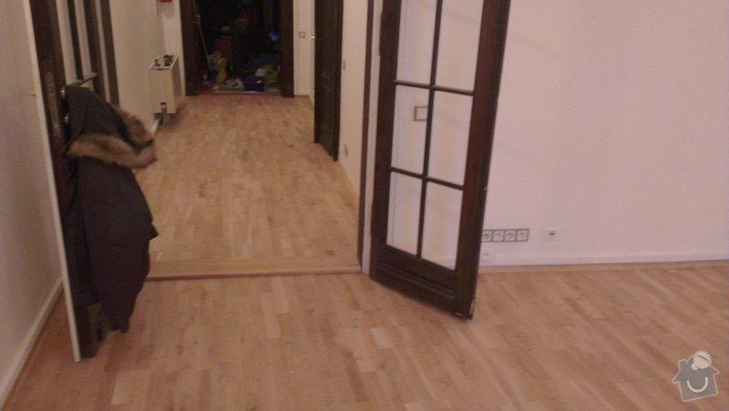 Třívrstvá dřevěná podlaha: 13