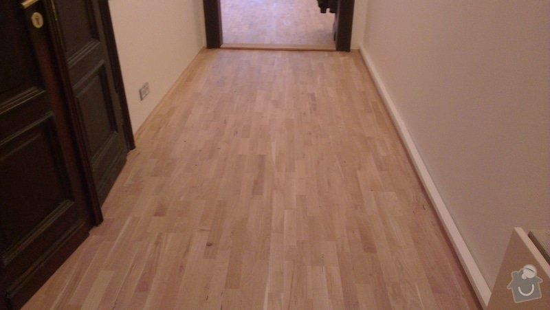 Třívrstvá dřevěná podlaha: 15