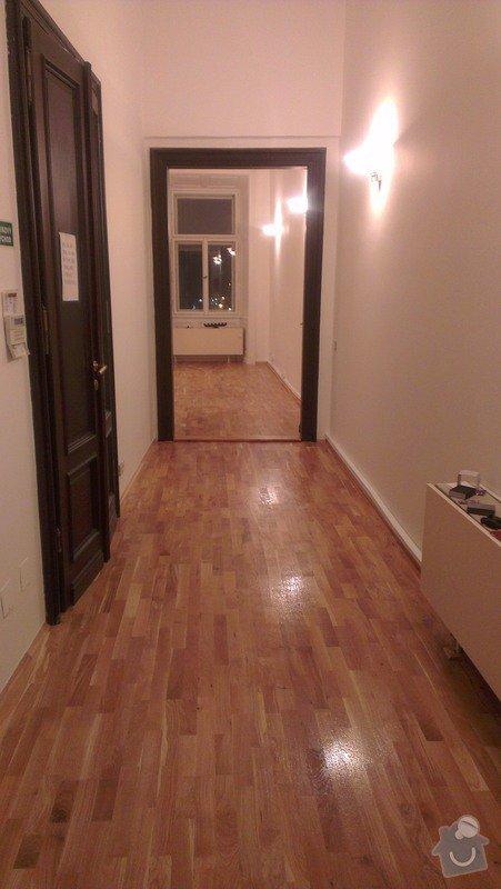 Třívrstvá dřevěná podlaha: 17