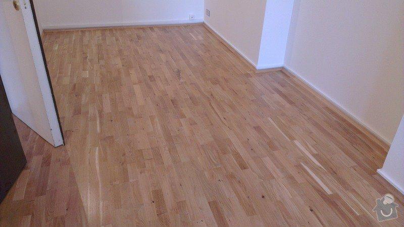 Třívrstvá dřevěná podlaha: 20