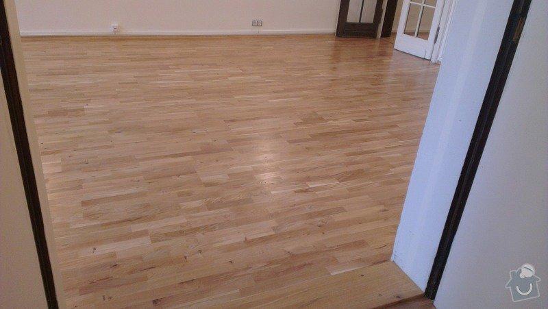 Třívrstvá dřevěná podlaha: 21