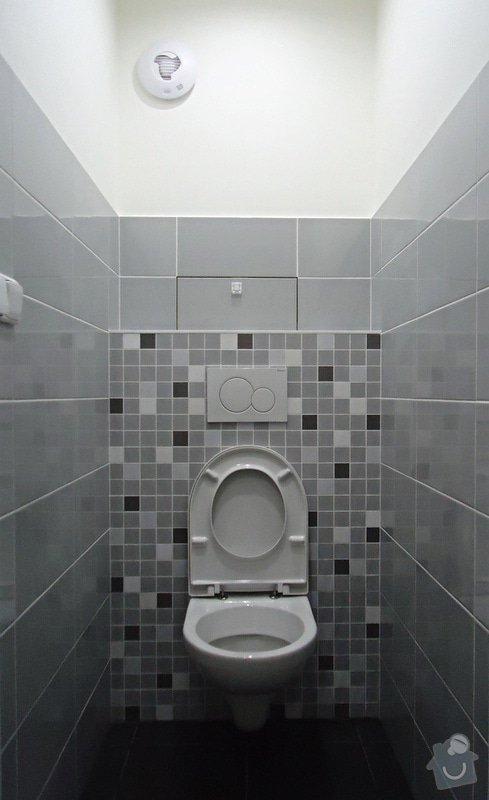 Rekonstrukce bytu 3+1 v panelovém domě: 04