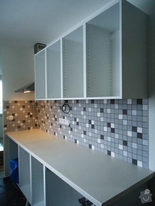 Rekonstrukce bytu 3+1 v panelovém domě: 05