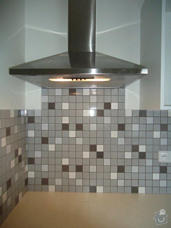 Rekonstrukce bytu 3+1 v panelovém domě: 07