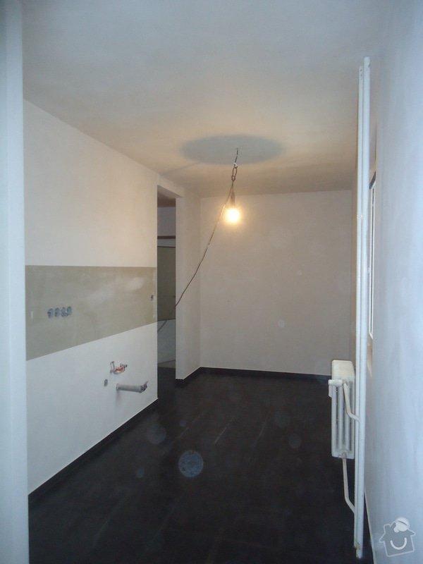Rekonstrukce bytu 3+1 v panelovém domě: 08