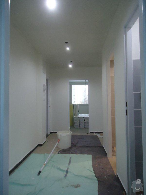 Rekonstrukce bytu 3+1 v panelovém domě: 10