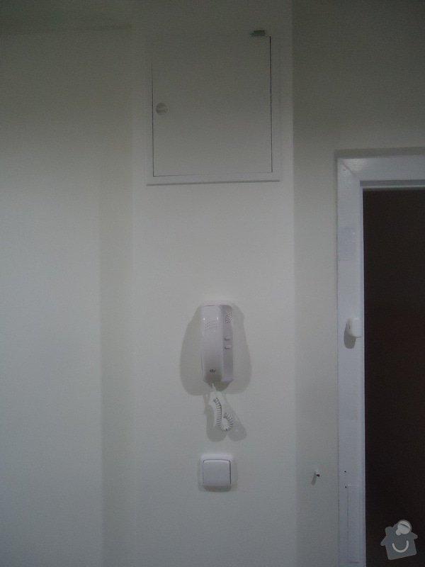 Rekonstrukce bytu 3+1 v panelovém domě: 11