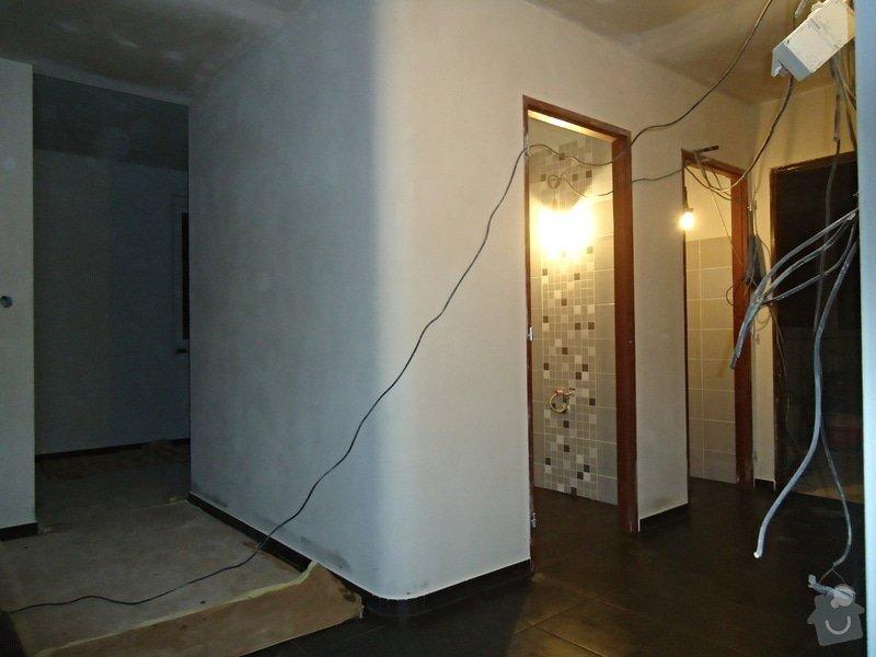 Rekonstrukce bytu 3+1 v panelovém domě: 15