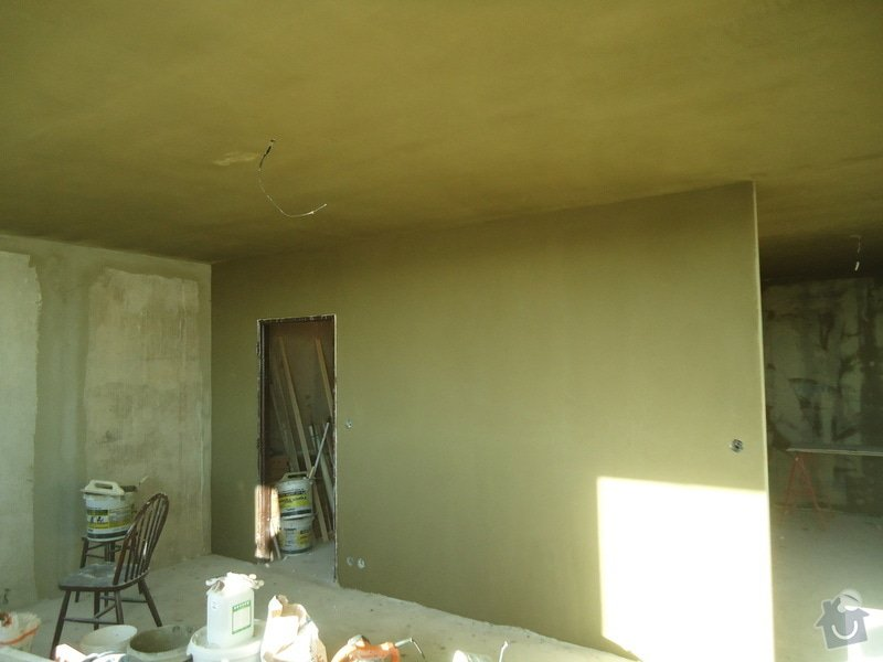 Rekonstrukce bytu 3+1 v panelovém domě: 16