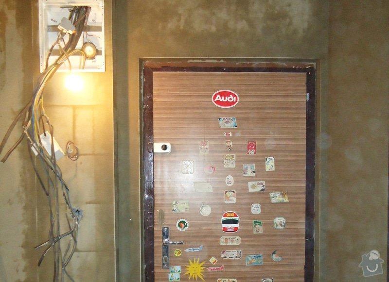 Rekonstrukce bytu 3+1 v panelovém domě: 18