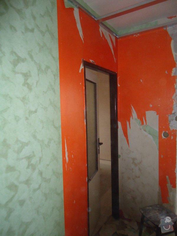 Rekonstrukce bytu 3+1 v panelovém domě: 23