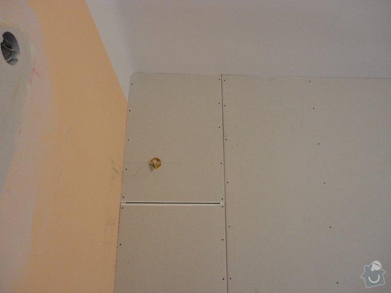 Předsazené stěny: DSC01632