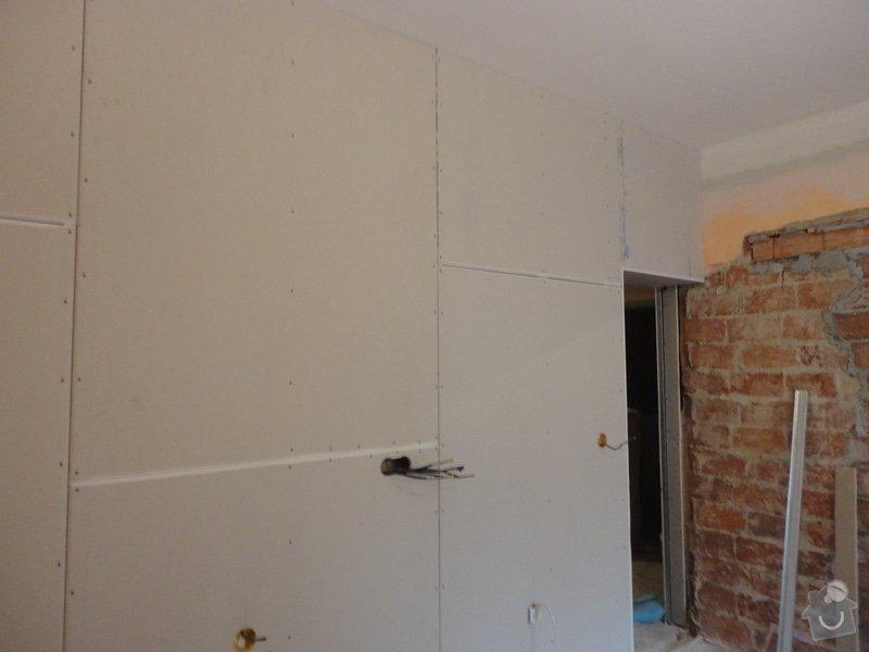 Předsazené stěny: DSC01633