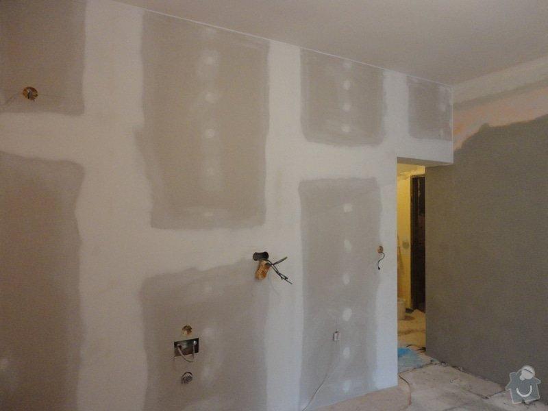 Předsazené stěny: DSC01652