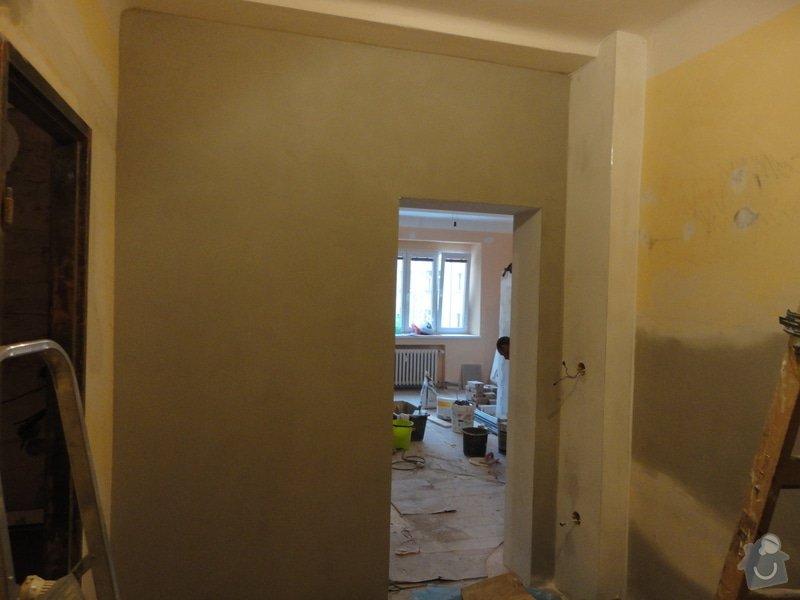 Předsazené stěny: DSC01654