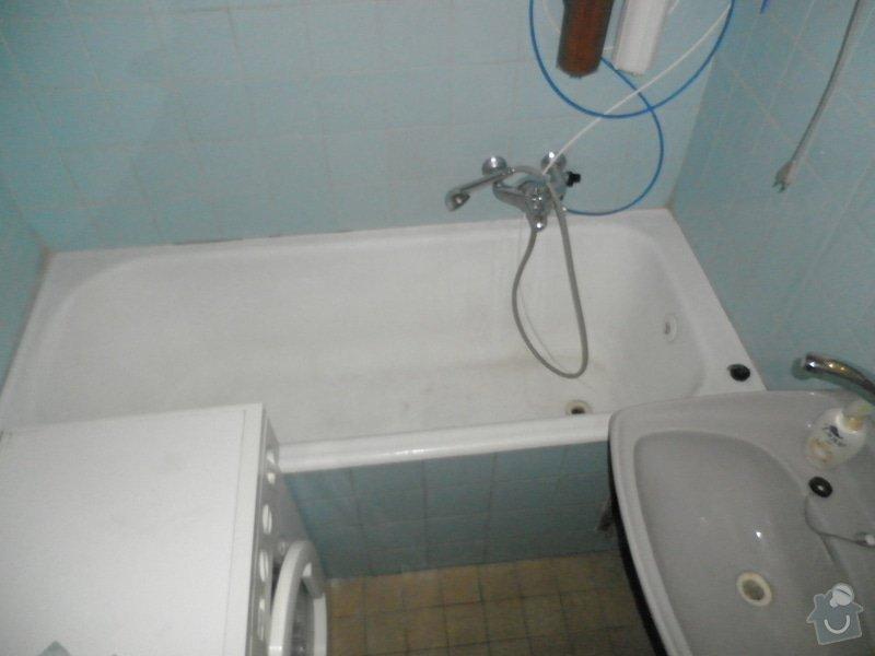 Rekonstrukce zděné koupelny: P1220018