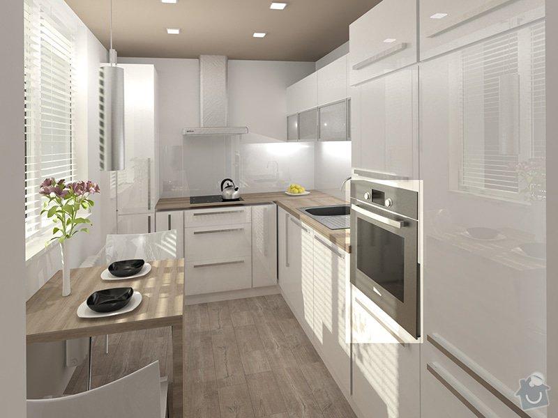 Návrh a realizace kompletní rekonstrukce bytu 2+kk: 03_-_kuchyn