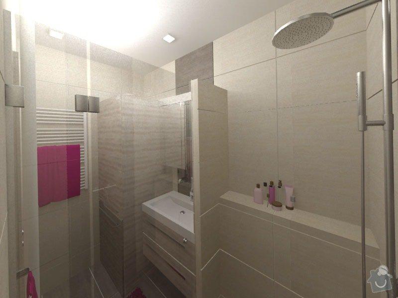 Návrh a realizace kompletní rekonstrukce bytu 2+kk: 08_-_koupelna