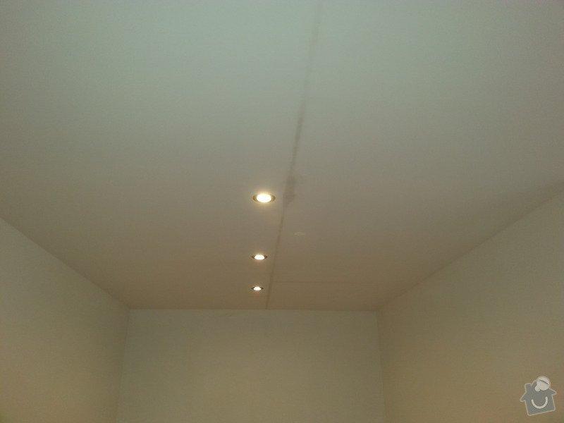 Podhled s osvětlením: 20140103_140627