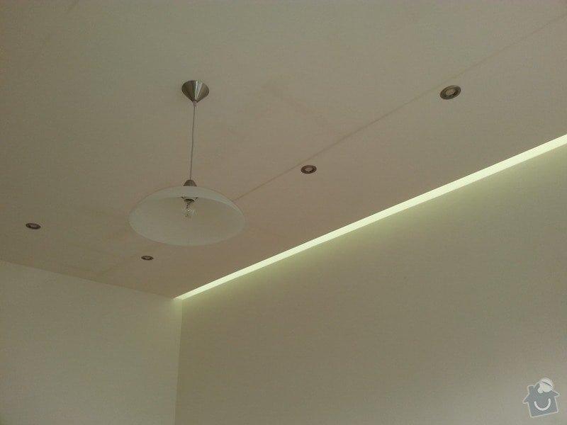 Podhled s osvětlením: 20140103_140644
