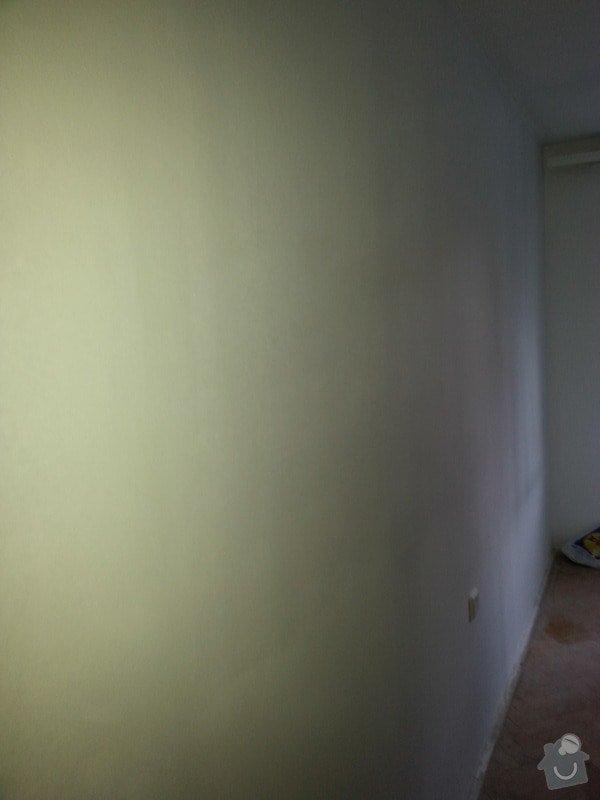 Odhlučnění stropu a stěny v paneláku.: 20140107_154723