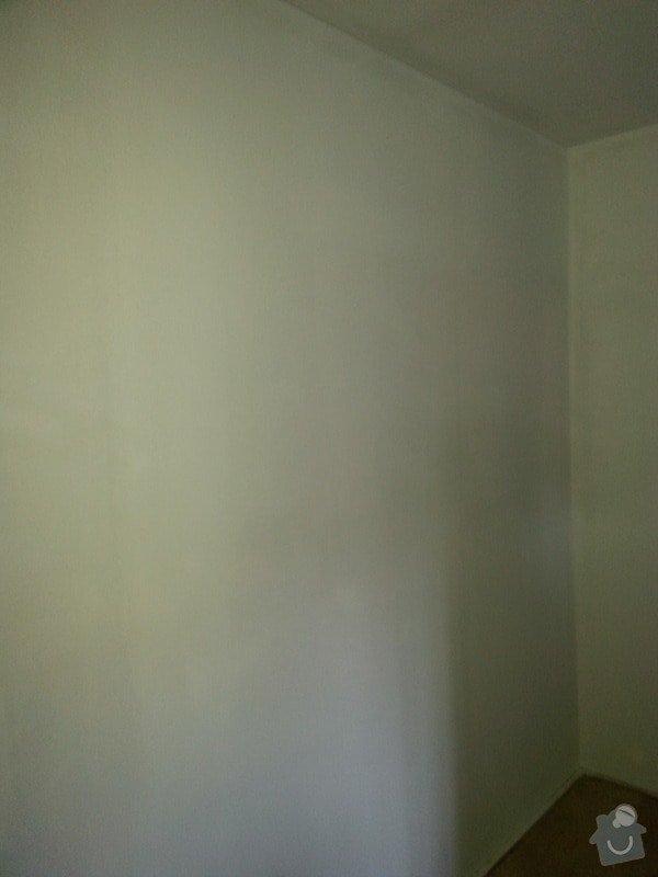 Odhlučnění stropu a stěny v paneláku.: 20140107_154735