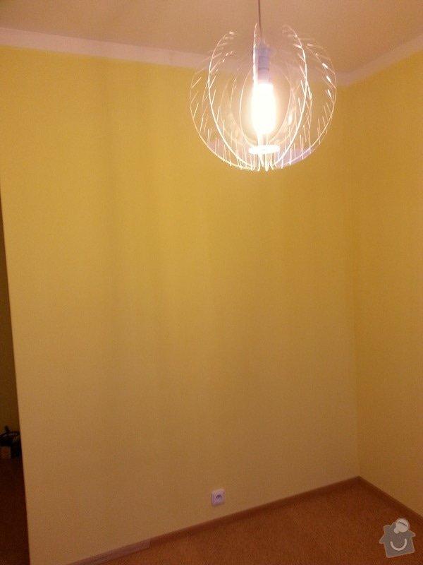 Odhlučnění stěny-malování : 20140121_160549