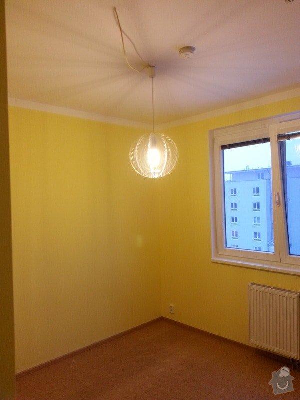 Odhlučnění stěny-malování : 20140121_160604