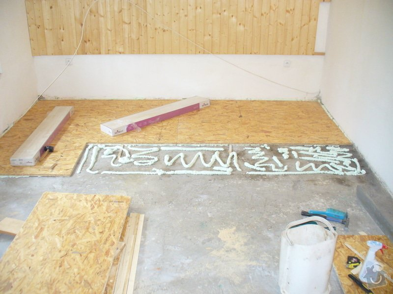 Provedení dřevěné podlahy: Jamne_3