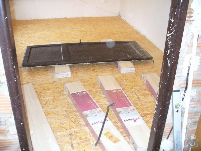 Provedení dřevěné podlahy: Jamne_4
