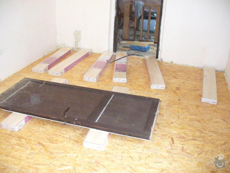 Provedení dřevěné podlahy: Jamne_5