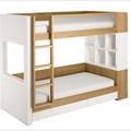 Nabytek na miru patrova postel 2 varianty bunkbed