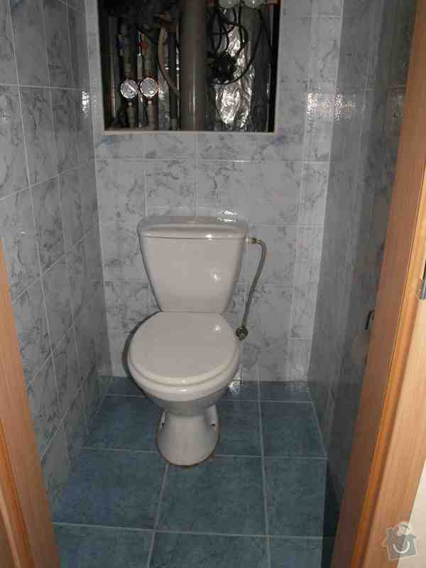 Rekonstrukce WC: WC01_min