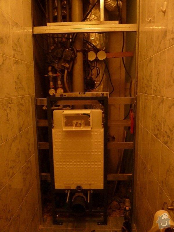 Rekonstrukce WC: WC03