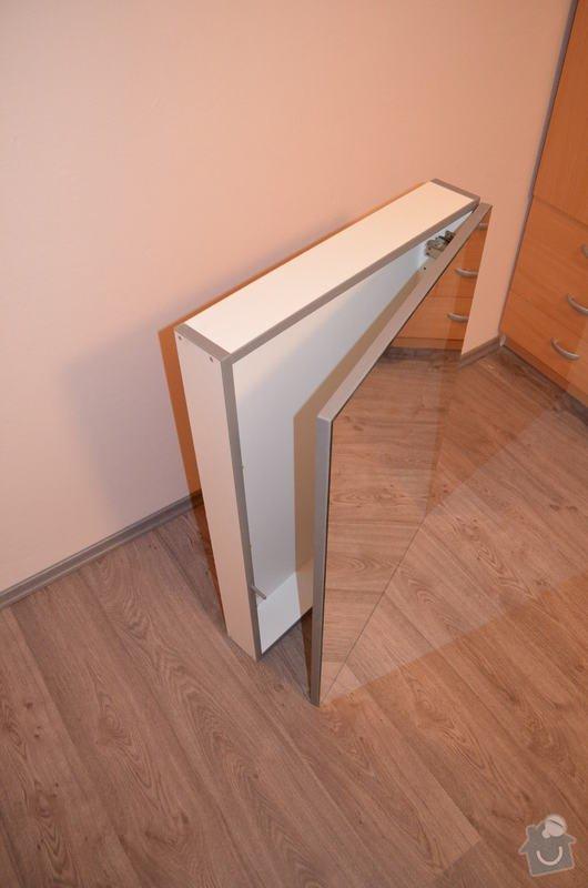 Koupelnová skříňka do niky: DSC_0018