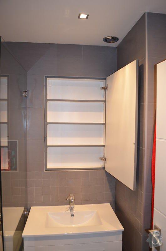 Koupelnová skříňka do niky: DSC_0019