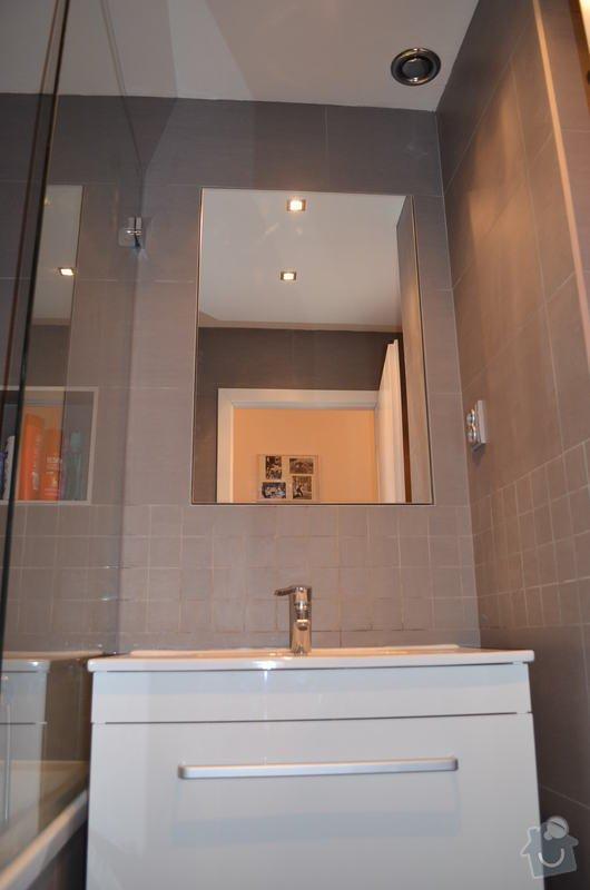 Koupelnová skříňka do niky: DSC_0029