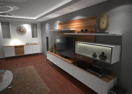 Hledám návrháře interiérů...chystáme se předělávat obývací pokoj. Potřebuji pomoci s návrhem a následnou realizací.