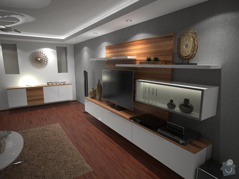 Hledám návrháře interiérů...chystáme se předělávat obývací pokoj. Potřebuji pomoci s návrhem a následnou realizací. : 11