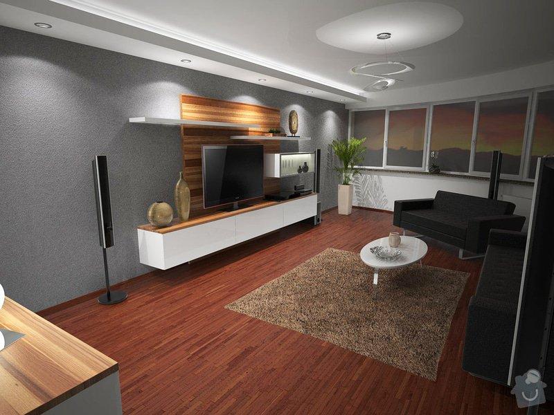 Hledám návrháře interiérů...chystáme se předělávat obývací pokoj. Potřebuji pomoci s návrhem a následnou realizací. : 15