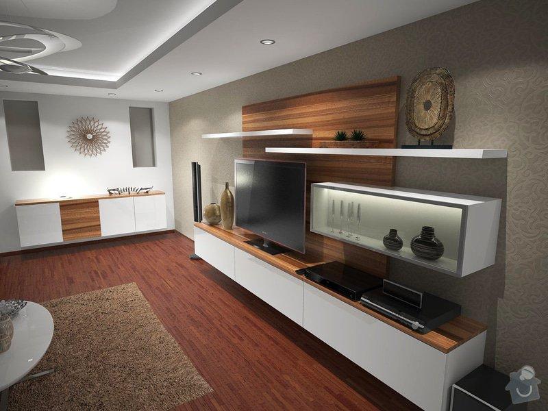 Hledám návrháře interiérů...chystáme se předělávat obývací pokoj. Potřebuji pomoci s návrhem a následnou realizací. : 5