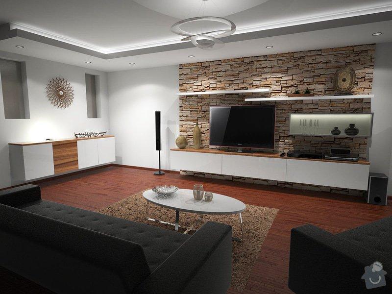 Hledám návrháře interiérů...chystáme se předělávat obývací pokoj. Potřebuji pomoci s návrhem a následnou realizací. : 7