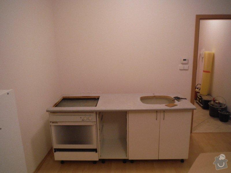 Realizace kuchyně: DSCF0401