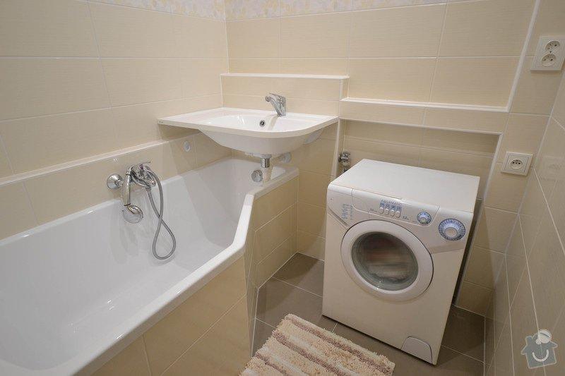 Rekonstrukce koupelny v panelovém bytě: H_1_
