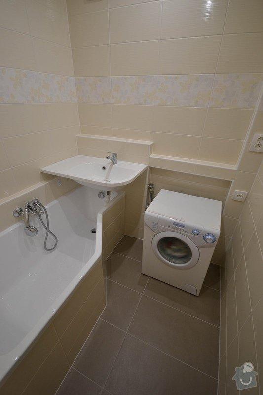 Rekonstrukce koupelny v panelovém bytě: H_2_