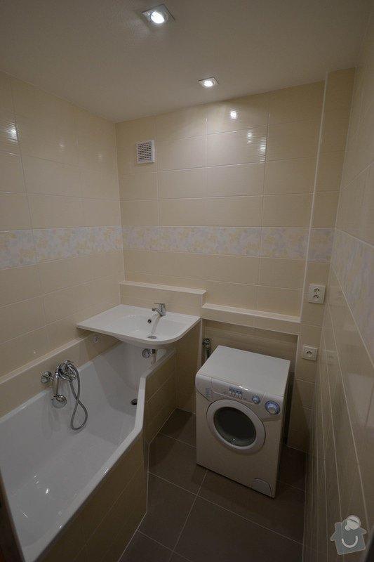 Rekonstrukce koupelny v panelovém bytě: H_7_