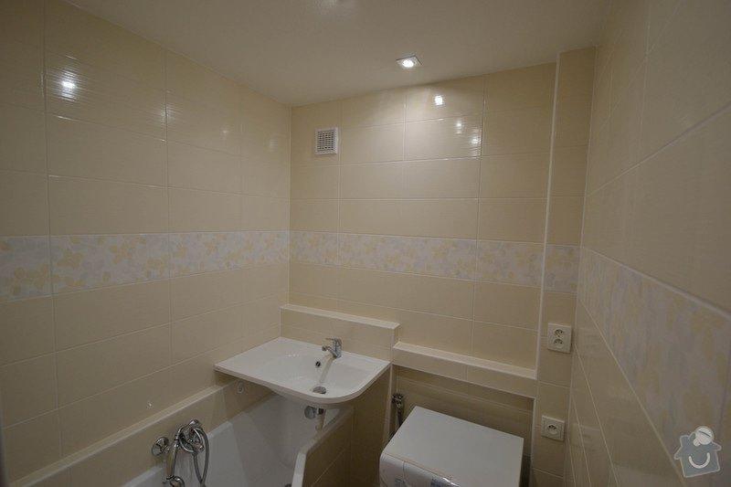 Rekonstrukce koupelny v panelovém bytě: H_8_